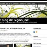 Capture du site sigma_me