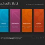 Site web Raphaelle-Baut.fr