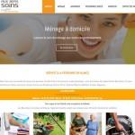 site internet Aux Bons Soins