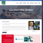 site internet lorinfo