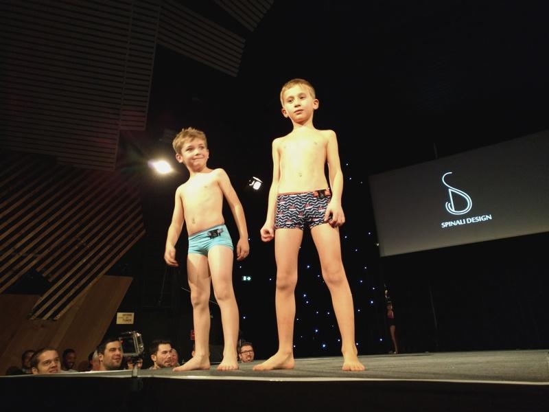 spinali design défilé Neviano enfant à avoriaz