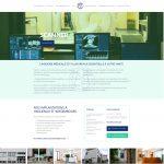 cabinet imagerie medicale moder capture du site