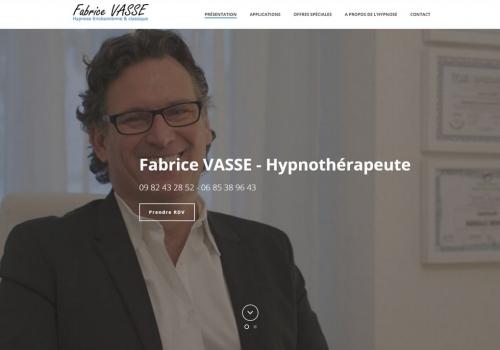 Refonte du site Strasbourg Hypnose